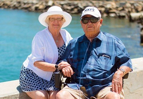 senior adult vacation